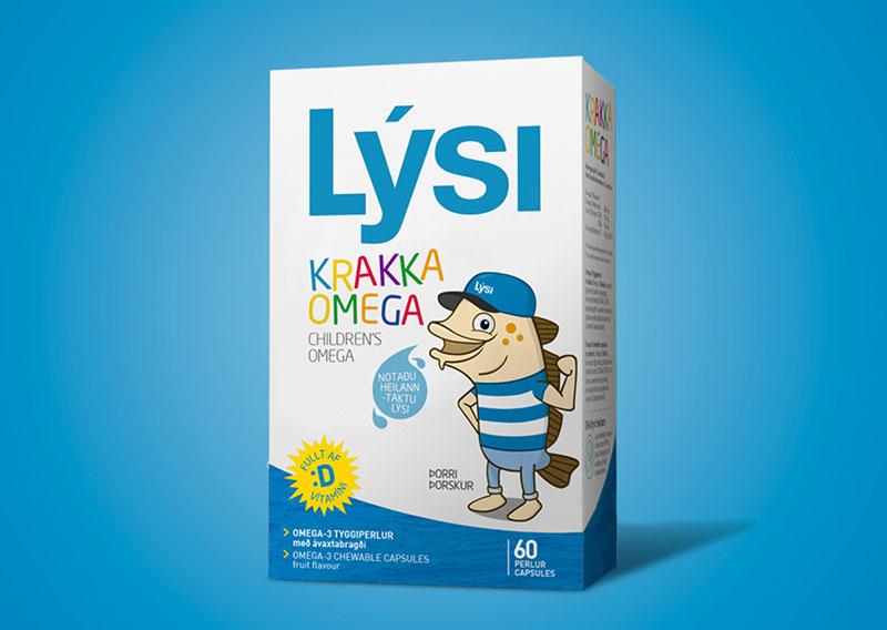 Lýsi – þorri þorskur