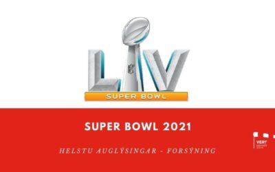 Super Bowl 2021 auglýsingar