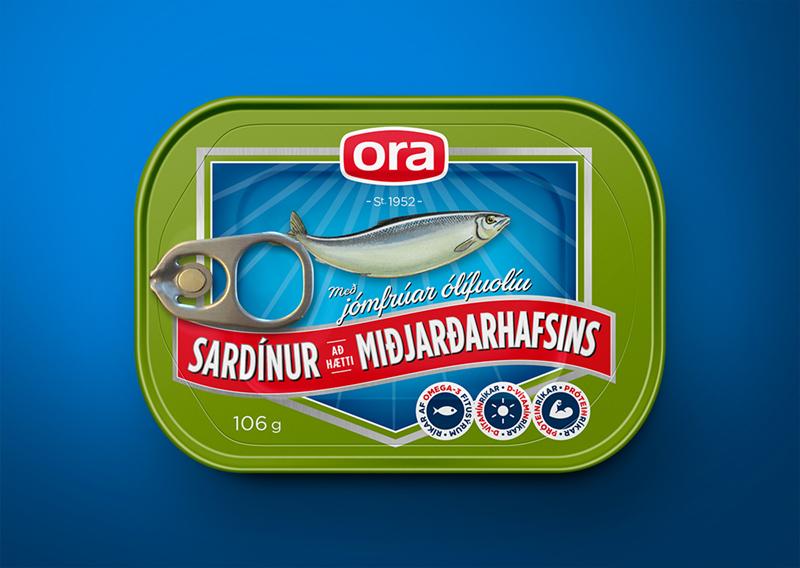 ORA –Sardínur