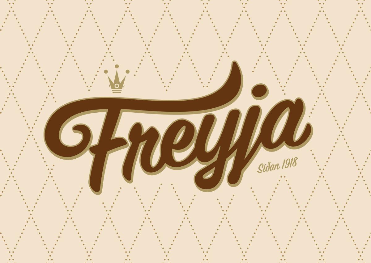 Freyja – Mjólkursúkkulaði